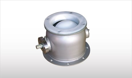 Ball Segment Valves - VSS