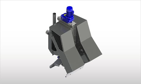 SEPCOM Vertical - Screw Press Separators for Slurries